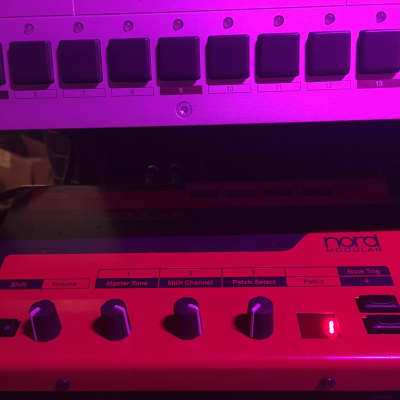 Nord Micro Modular Virtual Synthesizer 1997 - 2003