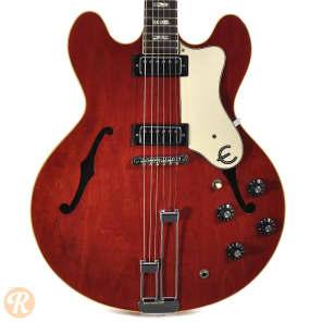 Epiphone Riviera Cherry 1967