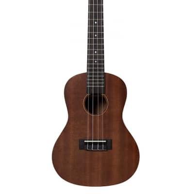 De Salvo DS UKMCEQ ukulele concerto mogano eq. for sale