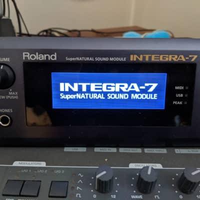 Roland Integra-7 | Sound Programming