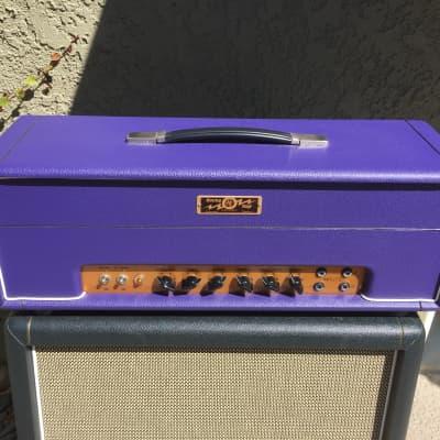 Rocky Top JTM 45 Marshall Clone Purple USA for sale