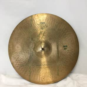 """Paiste 20"""" 505 """"Green Label"""" Ride Cymbal"""