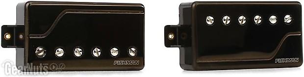 fishman fluence devin townsend signature pickup set black reverb. Black Bedroom Furniture Sets. Home Design Ideas