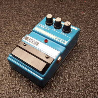 DOD FX90 Delay Pedal 1990 USA for sale