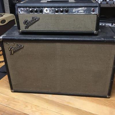 Fender Bassman Head and Cabinet 1966