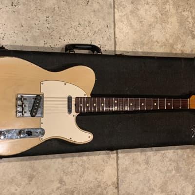 Fender Telecaster with Rosewood Fretboard 1966 Blonde