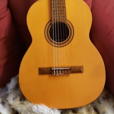 Tonante (Ao Rei dos Violões Limitada) Model 124 Vintage Classical Guitar for sale