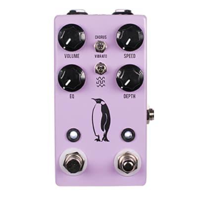 JHS Emperor V2 Chorus/Vibrato w/ Tap Tempo Guitar Pedal - Used for sale