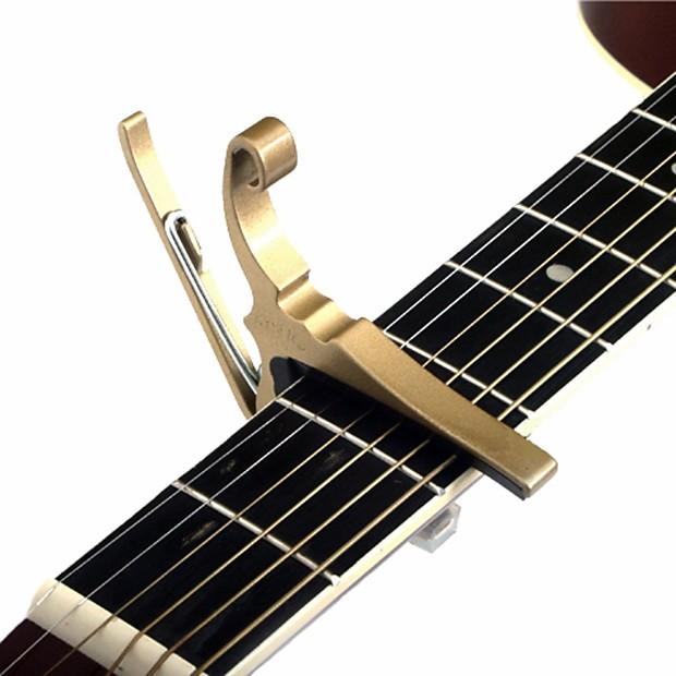 new kyser kg6g quick change 6 string acoustic guitar capo reverb. Black Bedroom Furniture Sets. Home Design Ideas