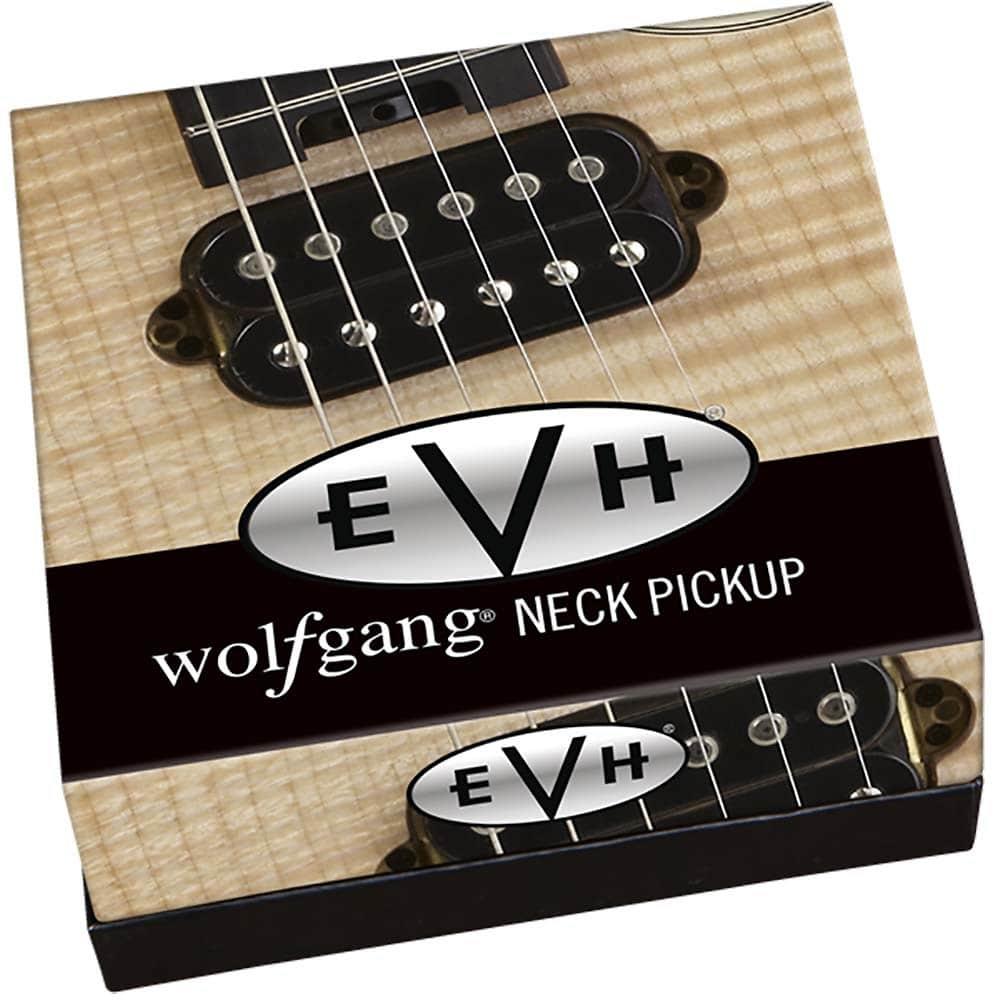 Fender Evh Eddie Van Halen Wolfgang Neck Guitar Humbuker