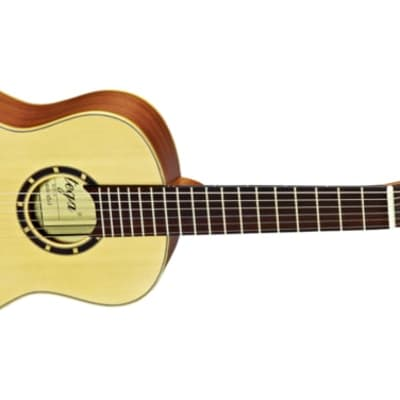 Ortega Family Series Spruce 1/4 Size Acoustic Guitar for sale