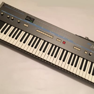 Korg Poly-61 + Midi Mod. Serviced And Tested.