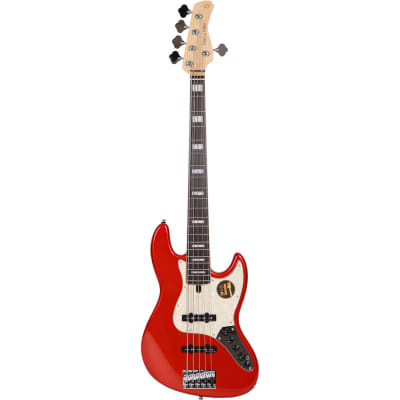 Sire Marcus Miller V7-5 2nd Generation Alder Bright Metallic Red for sale