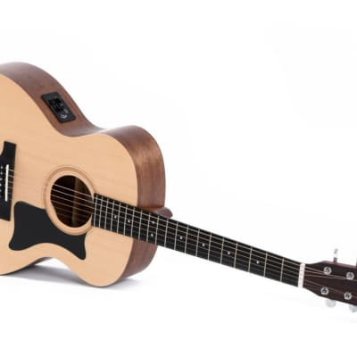 Sigma GME+ Electro Acoustic Guitar Natural for sale
