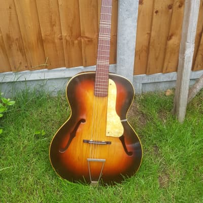 Vintage Czech Archtop Cremona 455, 1954 for sale