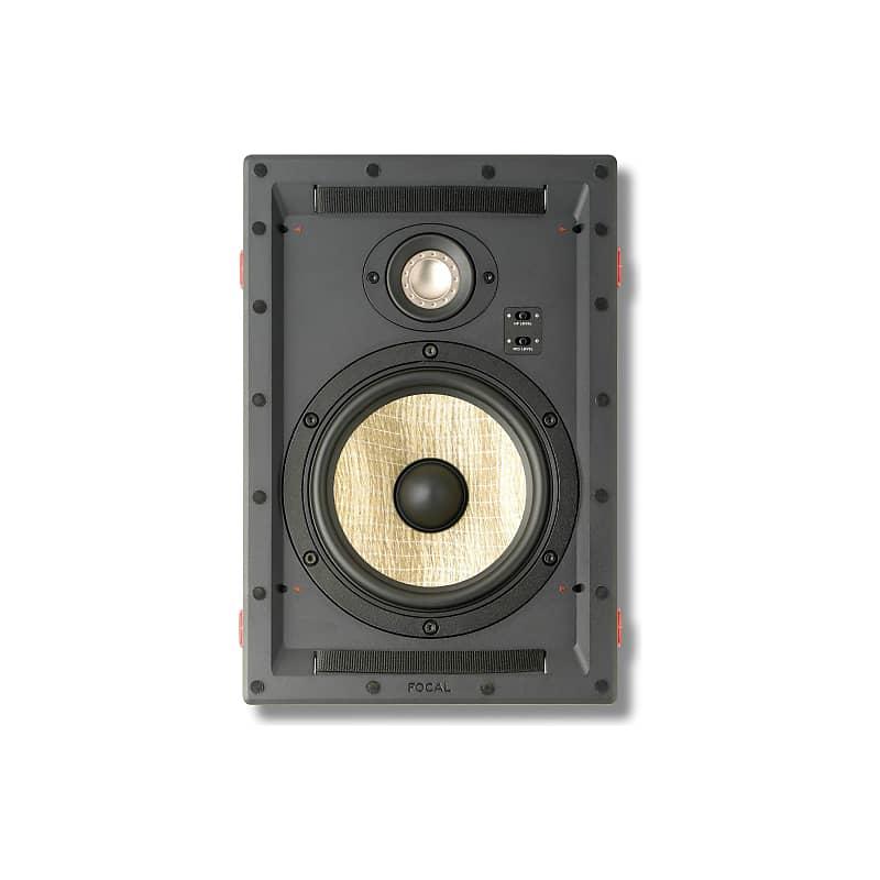 Focal 300 IW6 In-Wall Speaker (Single) - White