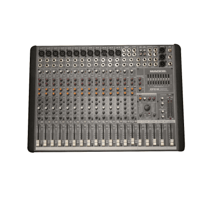 Mackie CFX16 MKII 16-Channel Compact Integrated Live Sound Reinforcement Mixer