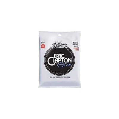 Martin Eric Clapton Phosphor Bronze 12-54