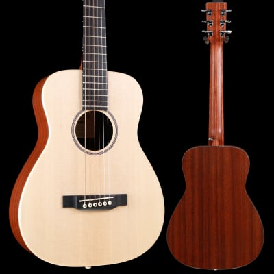 Martin LX1E New Little Martin w/ Deluxe Bag S/N 326803 3lbs 9.9oz for sale