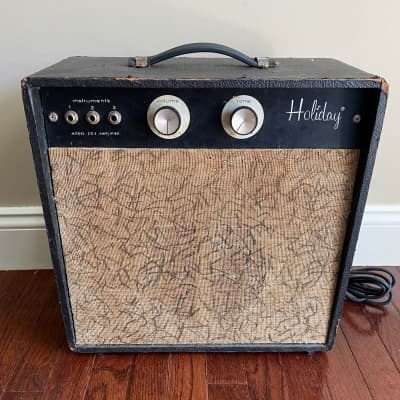 1960s Holiday Vintage Class A Amp VIDEO DEMO for sale