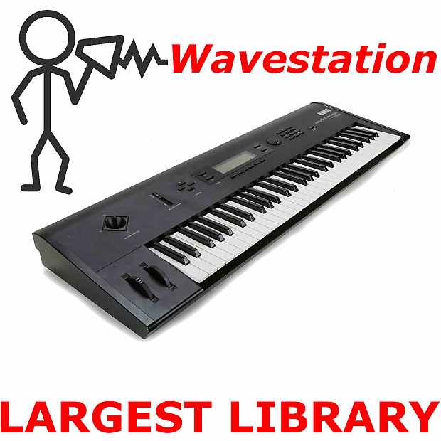 korg wavestation vst download
