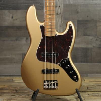 Vintera '60s Jazz Bass Pau Ferro Fingerboard-Firemist Gold for sale