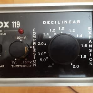 dbx 119 Compressor / Expander