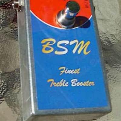 BSM HS Treble Booster - BSM HS Treble Booster