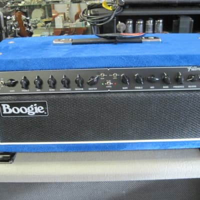 Mesa Boogie Boogie Fillmore 50 Amp Head Blue Suede for sale