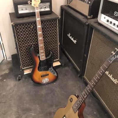 Fender Jazz Bass 1970s Reissue Rosewood fretboard MIM