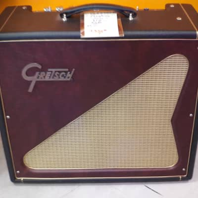 dating gretsch amps