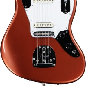 Fender Johnny Marr Jaguar - Metallic KO with Rosewood Fingerboard for sale