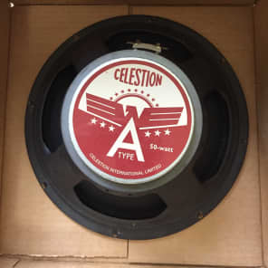 """Celestion T5925 A-Type 12"""" 50W 8 Ohm Replacement Speaker"""