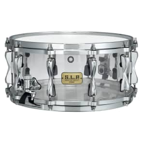 """Tama LAC1465CI 6.5x14"""" Limited Edition S.L.P. Mirage Acrylic Snare Drum"""