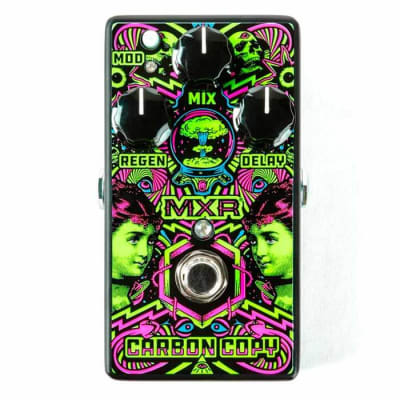 MXR ILD169 Ilovedust Carbon Copy Analog Delay Guitar Effects Pedal - Limited Edition for sale