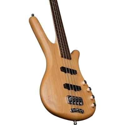 Warwick 1504039000CAALDAWW RockBass Corvette Basic 4-String Electric Bass Guitar w/Wenge Fingerboard