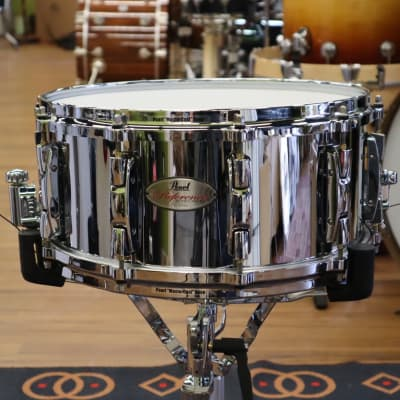 Pearl Reference Cast Steel 6.5x14 Snare