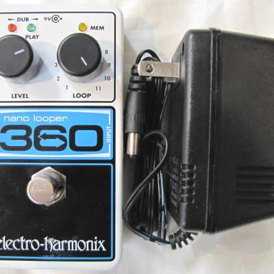 Electro-Harmonix 360 Looper Nano Guitar Pedal!