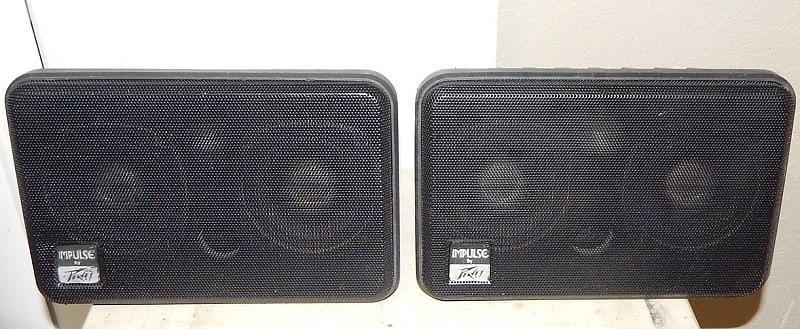 peavey impulse ii passive near field stage monitor speakers reverb. Black Bedroom Furniture Sets. Home Design Ideas