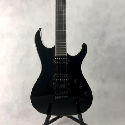 Vola Luna Electric Guitar Black Finish w/ Case for sale