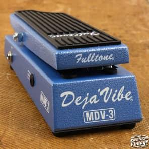 Fulltone Mini Deja Vibe 3 MDV3