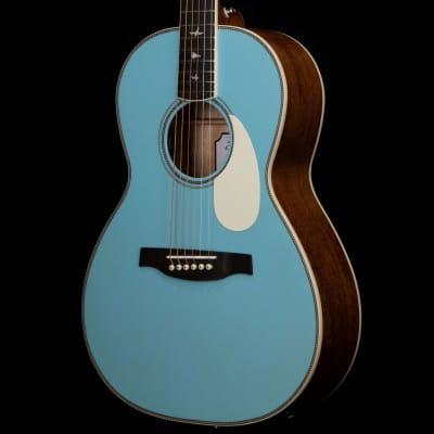 PRS SE P20E Limited Edition Parlor Acoustic Electric Powder Blue