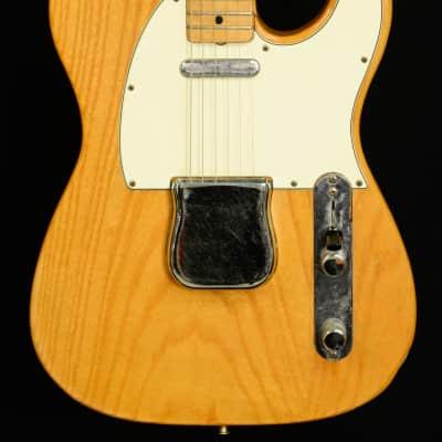 Fender Telecaster 1975 Natural 4 Bolt V2639