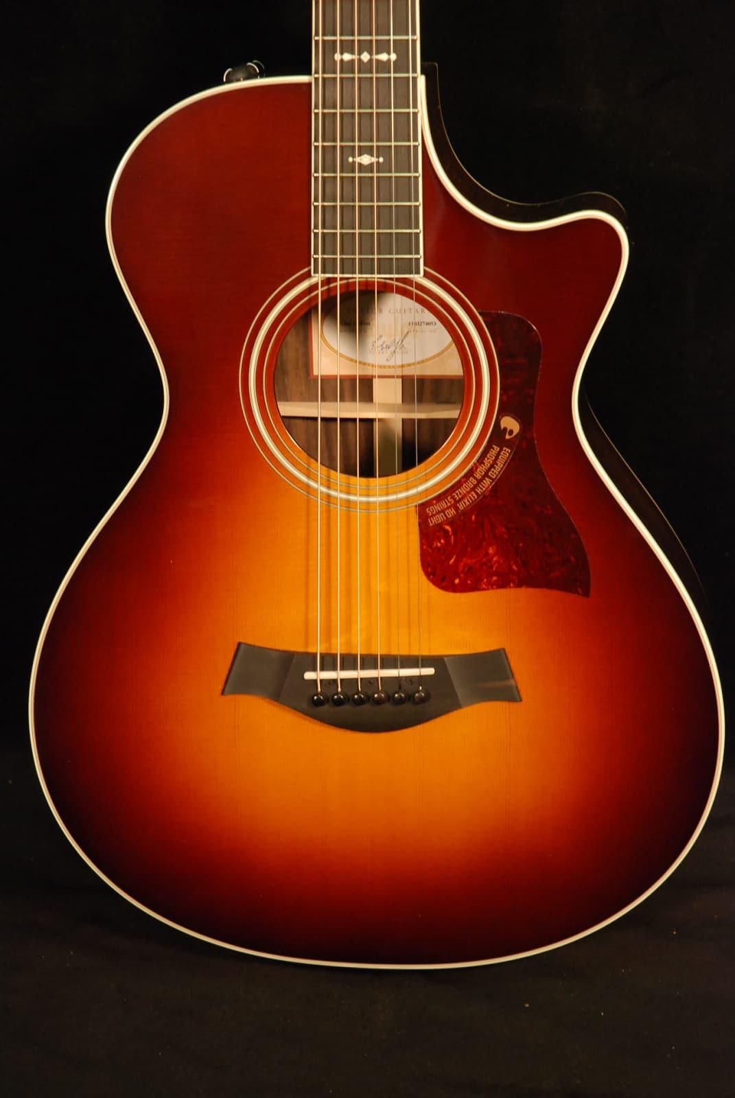 taylor 712ce 12 fret acoustic electric guitar reverb. Black Bedroom Furniture Sets. Home Design Ideas