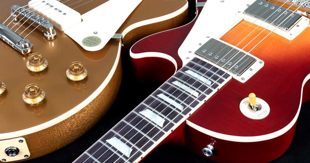 Video: Andy Martin Demos 5 New Gibsons from Original and Modern Collections