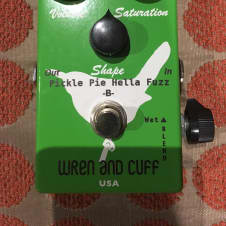 Wren and Cuff Pickle Pie Hella Fuzz B