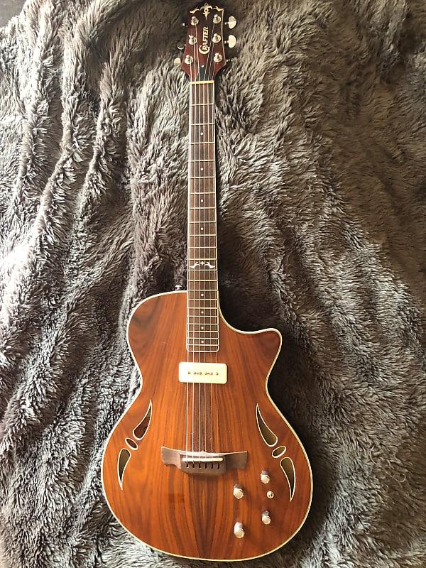 crafter sat arw hybrid acoustic electric guitar reverb. Black Bedroom Furniture Sets. Home Design Ideas