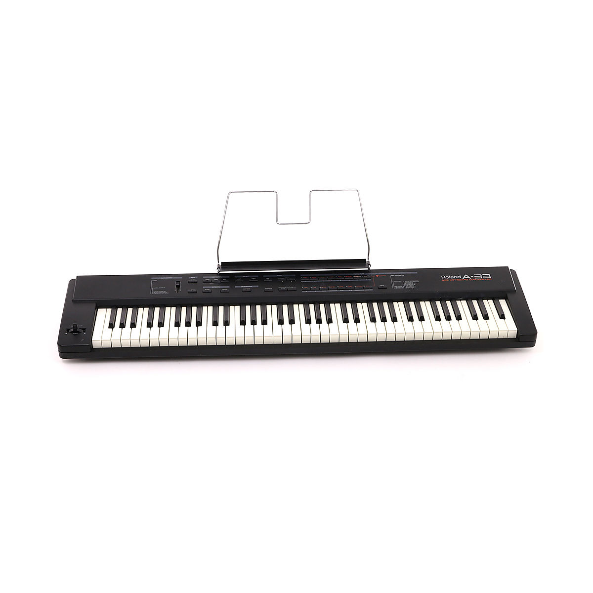 roland a 33 76 key midi keyboard controller reverb. Black Bedroom Furniture Sets. Home Design Ideas