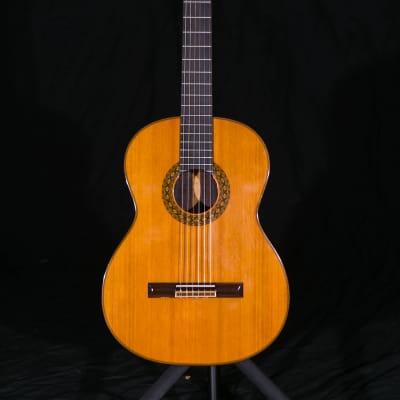 Tama 3550S 1974 Natural Figured Jacaranda b&s Japan high end classical w/ original case for sale