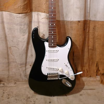 Fender '62 Reissue Stratocaster 2004 Black for sale
